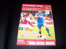 Fleetwood Town v Kidderminster Harriers, 2009/10 [FA]